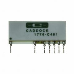 THT chip array transistor from Digi-Key Corporation