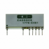 Resistor Networks, Arrays -- 1776-C481-ND