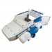 Single-Shaft Medical Waste Rotary Grinder -- VAZ 1300 S MW
