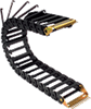 Nylatube® Standard Plastic Cable And Hose Carriers -- KLE Series