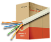 1000' Cat5e, Stranded 4 Pair Cable -- 83-408