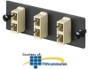 Panduit® Opticom Fiber Adapter Panels (FAPs) -- FAP6WAQSCZ