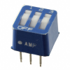 DIP Switches -- 3-5435668-3-ND - Image