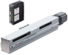 Linear Actuator (Slide) - Straight Type, X-axis Table with Built-in Controller (Stored Data) -- EAS6X-E050-ARMCD-3 -Image