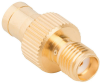 Coaxial Connectors (RF) - Adapters -- 242145RP-ND