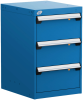 Stationary Compact Cabinet with Partitions -- L3ABG-2803B -Image