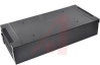 Enclosure;Rackmount/Desktop;Plastic;3.50in H (2U);8.00in D;Black Textured -- 70148770