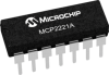 USB 2.0 to I2C/UART Protocol Converter with GPIO -- MCP2221A