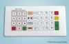 Touch Metal Piezo Keypad -- Customized