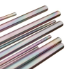 Straight Seamless 316L Grade Stainless Steel Tubing -- Siltek®/Sulfinert®Treated