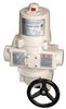 Spring Return Quarter-Turn Electric Actuator -- PCO Series -- View Larger Image