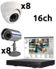 16 Channel Budget Plus CCTV System