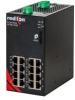 NT24k®-16TX Gigabit Managed Industrial Ethernet Switch -- NT24k-16TX