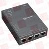 BLACK BOX CORP LES6044A ( 10/100/1000 SECURE TERMNLSERV 4 PT RS232 RJ ) -Image