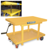 HERCULES Mechanical Mobile Post Lift Tables -- 5703200
