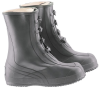 Onguard Buckle Arctics 86063 Black 10 Chemical-Resistant Overboots - 11 in Height - Rubber Upper and Rubber Sole - 791079-11228 -- 791079-11228 - Image