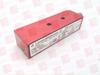 LEUZE PRK 97/4 L ( POLARIZED RETRO-REFLECTIVE PHOTOELECTRIC SENSOR,OPERATING RANGE LIMIT: 0.1 ... 6 M, LIGHT SOURCE: LED, RED, SUPPLY VOLTAGE: 10 ... 30 V, DC, DIGITAL SWITCHING OUTPUTS: 1 PIECE(S)... -Image