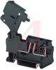 Fuse terminal block with LED for mounting on NS 35 -- 70170083