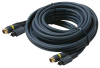 6ft S-Video and Digital Optical Audio Cable -- 253-006BL