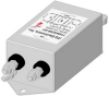 COTS Filter, sinlge line filter,30 Amp,10-32 output connections -- F1806A030R-001 -Image