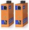 Unmanaged Industrial Ethernet Media Converters -- HEMC2G Series -Image