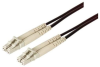 OM2 50/125, Military Fiber Cable, Dual LC / Dual LC, 1.0m -- F2A00002-1M -Image