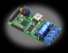 Pololu Simple Motor Controller 18v7 (Fully Assembled) -- 0-PL1372