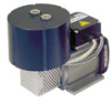 KNF Heat-Resistant Vacuum Pump, Thermostat, SS/PTFE; 0.33 cfm/22.8