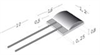 Platinum Temperature Sensor Wired Element -- 3U 161