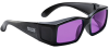 Laser Safety Glasses for UV, Excimer and Dye -- KBH-6903