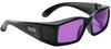 Laser Safety Glasses for UV, Excimer and Dye -- KBH-6903