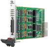 3U CompactPCI® 4-port RS-232/422/485 Communication Card -- MIC-3955 - Image