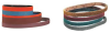 Dynabrade Coated Ceramic Sanding Belt - 36 Grit - 1/4 in Width x 24 in Length - 82568 -- 616026-82568