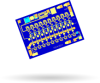 2 - 22 GHz GaN Low Noise Amplifier -- TGA2227 -Image