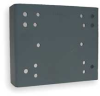Motor Base Plate,Steel,3/16 x 8 x 9.5 In -- 5135