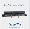 7-Channel RJ45 Cat5e A/B Keylock Switch -- Model 9477 -Image