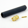 SMP Female Connector Solder Attachment For RG178, RG196 Cable -- SC5172 -Image