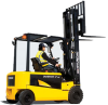 Electric Forklift with Pneumatic Tires -- 22/25/30 BHA-7 - Image