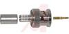 connector,rf coaxial,bnc straight plug,crimp-crimp,for rg58,LMR200 cable -- 70141742
