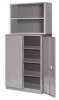 Cabinets - Book Shelf -- BSC-3675 - Image