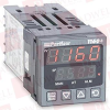 DANAHER CONTROLS P1160100000 ( PLUS SERIES PID CONTROLLERS, 1/16 DIN CONTROLLER, NO OPTION A, RED UPPER & LOWER DISPLAY, VOLTAGE 100-240 VAC ) - Image