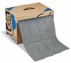 PIG Rip-&-Fit Absorbent Mat Roll in Dispenser Box -- MAT242 -Image