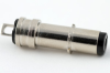 Connector, dc plug, 5.5x2.1xL24.5 mm, molding style, spring contacts, twist lock -- 50-00070 - Image