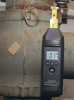 Handheld Thermometer with Magnet Hanger -- HH74K -Image