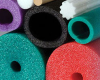 Quality Extruded Polyethylene Profile Foam Products - Image