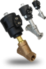 Angle Seat Valves -- Ares & Zeus Series - Image