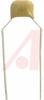 CAPACITOR CERAMIC , RADIAL .1UF, 50V, 10%, X7R -- 70195750 - Image