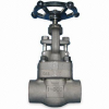 Forged Steel Globe Valve -- LD 007-FST2 - Image