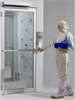 Automatic Swing Cleanroom Doors