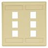 Datacommunication Face Plate -- IFP26TI - Image